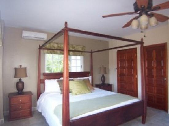 Los Porticos Villas: Bedroom