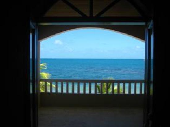 Los Porticos Villas: Oceanfront