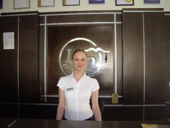 La Piscine Art Hotel: Olga