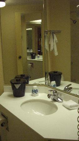 La Quinta Inn & Suites Myrtle Beach N Kings Hwy: bathroom