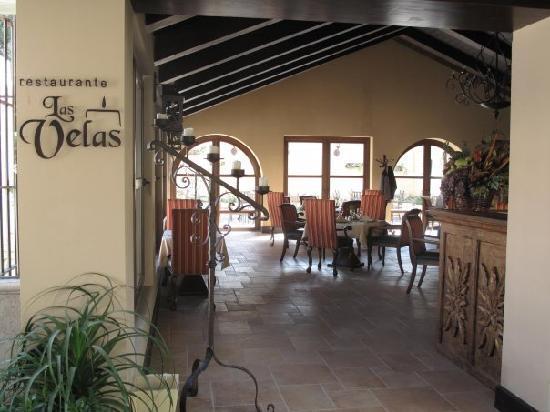 Camino Real Antigua: Las Velas Restaurant
