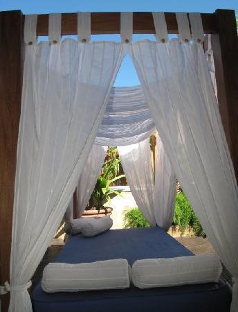 Camino Real Antigua : Jacuzzi Rest Area