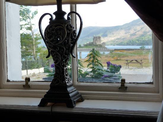Loch Duich Hotel: Blick aus dem Frühstücksraum