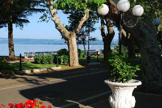 Lake Bolsena from Loriana Park Hotel