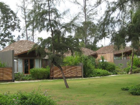 Renaissance Phuket Resort & Spa : Private suites/villas