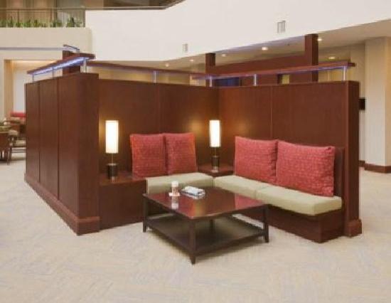 Embassy Suites by Hilton Detroit - Troy/Auburn Hills: Atrium