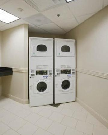 Embassy Suites by Hilton Detroit - Troy/Auburn Hills: Guest Laundry