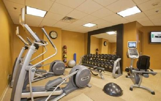 Embassy Suites by Hilton Detroit - Troy/Auburn Hills: On-Site Fitness Center