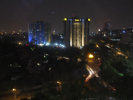 View From Hotel Room Picture Of Le Meridien New Delhi