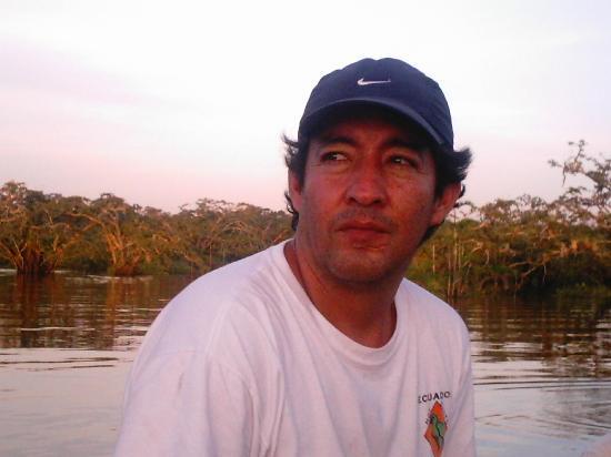 Cuyabeno Wildlife Reserve, Ecuador: naturalist guide