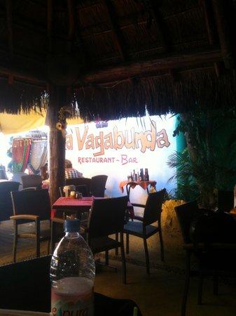 La Vagabunda : Great restaurant