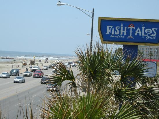 Fish tales in galveston picture of fish tales galveston for Fish tales restaurant