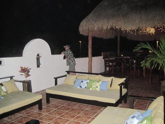 Posada Luna del Sur : a beautiful Mexican evening