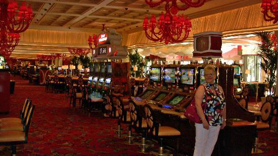 Encore Casino - Picture of Encore At Wynn Las Vegas, Las