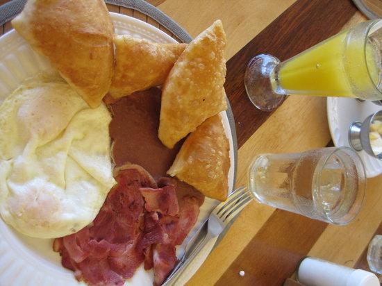 Wendy's Restaurant & Bar: yummy breakfast