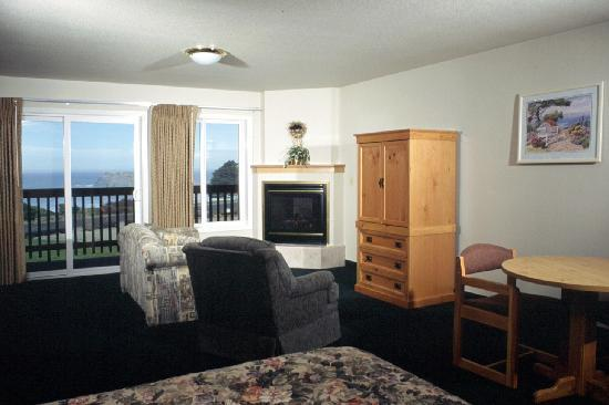 Sunset Oceanfront Lodging: owner nice enough to email me copies of these