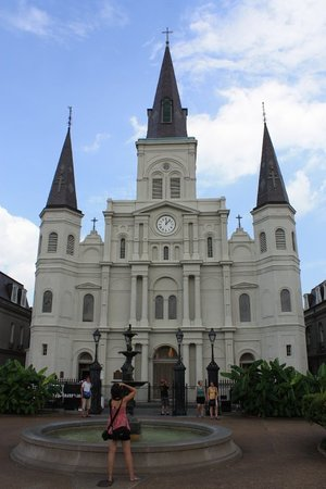 St. Louis Cathedral: The Cathedral