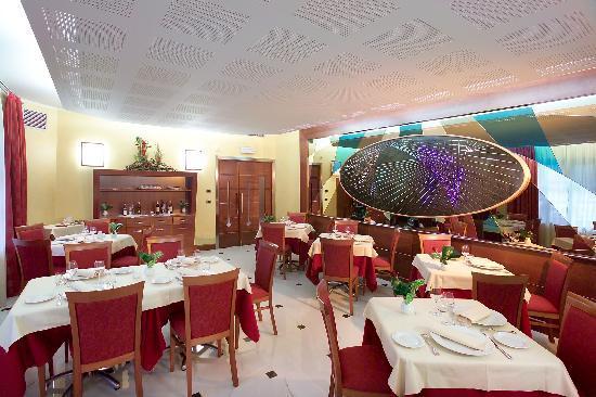San Marco - Cuvee : Sala ristorante