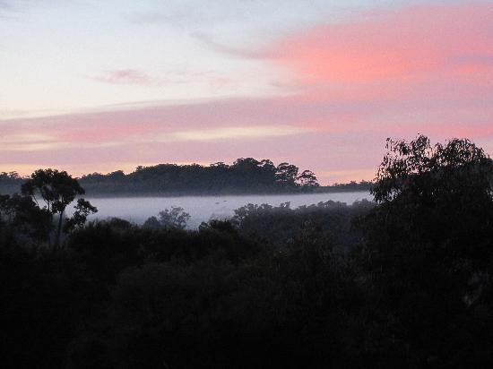 Walpole, Australia: What a view!