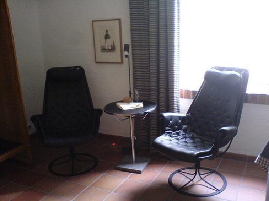 Angavallen: Comfortable seating