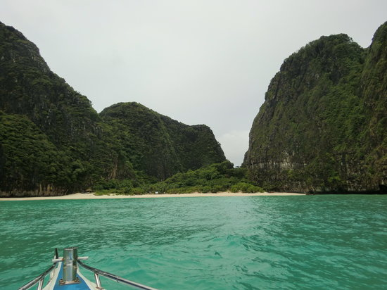 Phuket, Thaimaa: Lovely waters