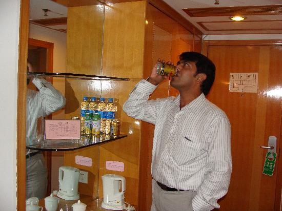 Civil Aviation Hotel: Hotel Rooms