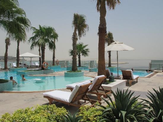 InterContinental Dubai Festival City: The Pool
