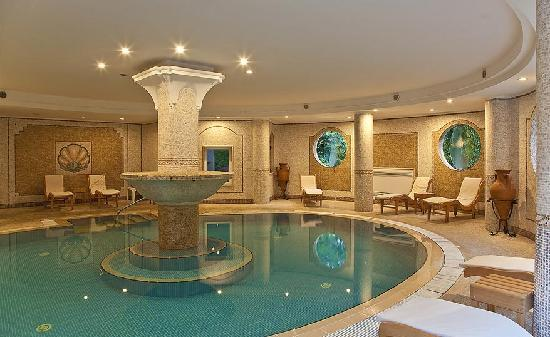 Grand Hotel Excelsior: SPA