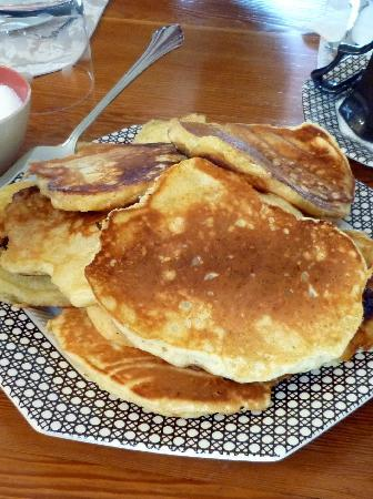 Bathurst, Australia: the gorgeous pancakes