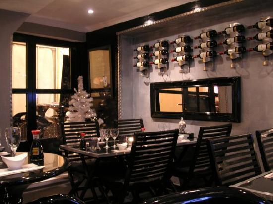 Sushi Bar : Decoration NOEL