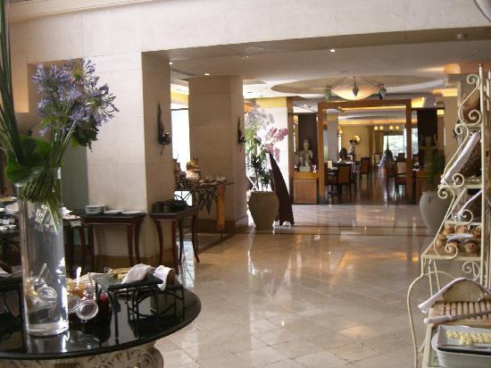 Four Seasons Hotel Cairo at the First Residence: Near Reception