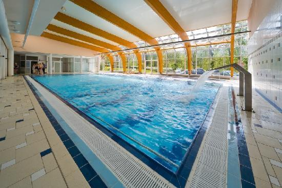 Spa Resort Sanssouci Karlovy Vary - swimming pool