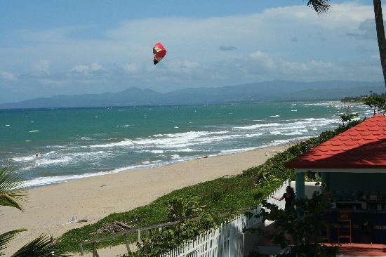 Barefoot Beach Pad: Kiting from the doorstep