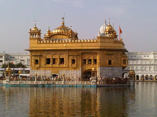 Amritsar, Indien: Beautiful