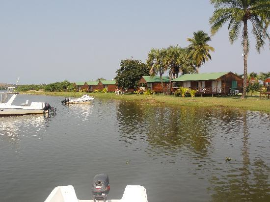 Kwanza Tarpon Lodge : Some of the bungalows