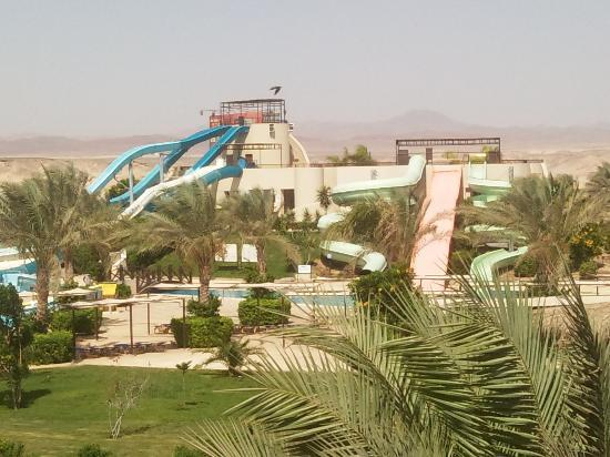 Jaz Dar El Madina: Vista Acquascivoli