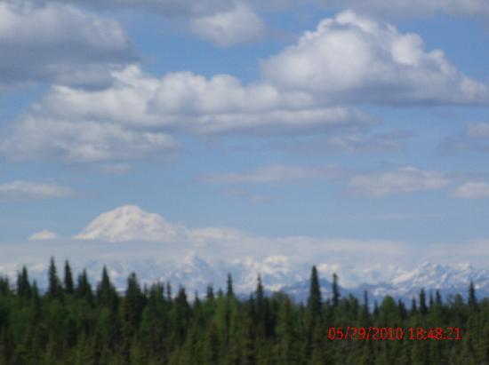 Gate Creek Cabins: Majestic McKinley