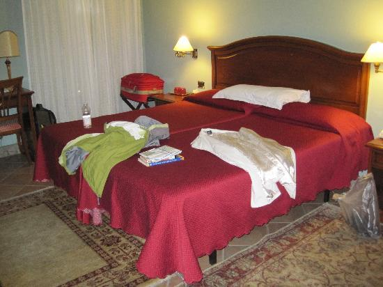Hotel Bramante: Bed