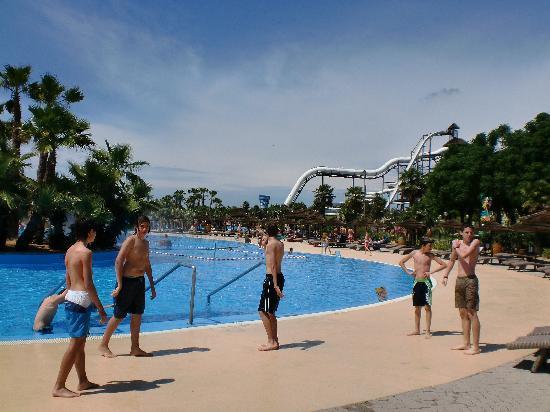 Hotel International: Aquapark