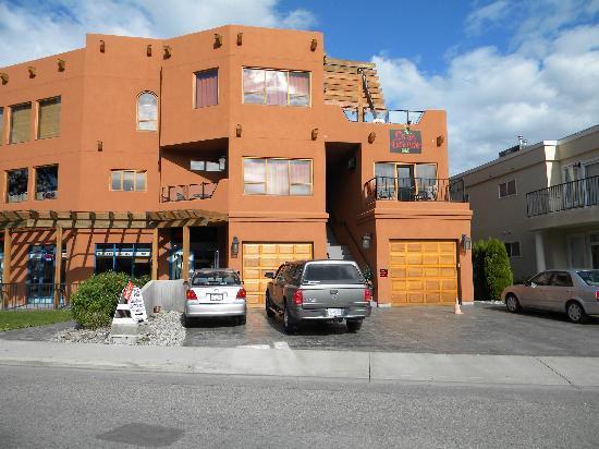 Casa Grande Inn: The Inn