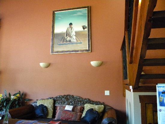 Casa Grande Inn: Lobby