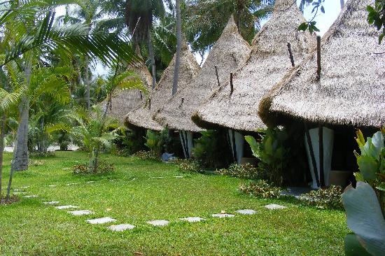 B 52 Beach Resort: Seaview Villa