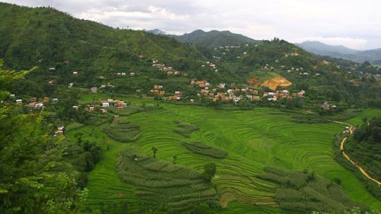 Balthali Nepal  City new picture : Landscape near Balthali Picture of Kathmandu, Kathmandu Valley ...