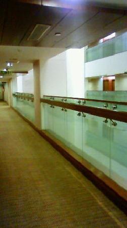 Hilton Garden Inn New Delhi / Saket : 廊下