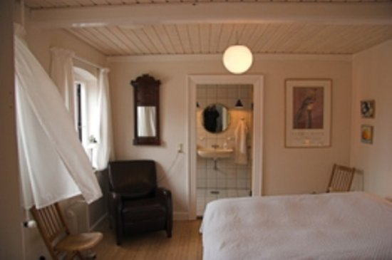 Marstal, Denmark: our room