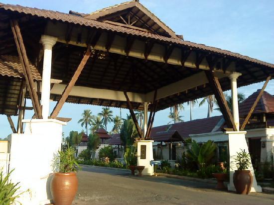 Mayangsari Dungun : Entrance of Mayangsari 2