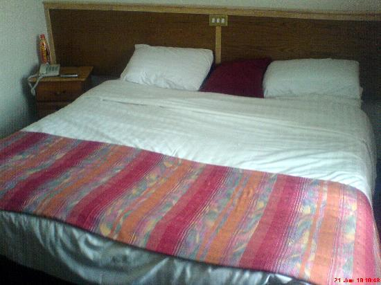 Beechlawn House Hotel: Bed 1