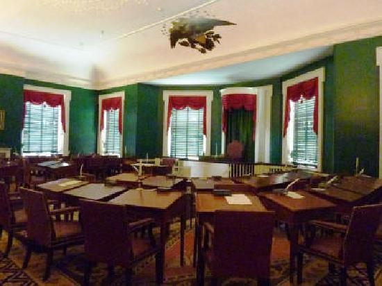 Congress Hall: Senate