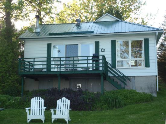 Keene, Kanada: Das Haus am See