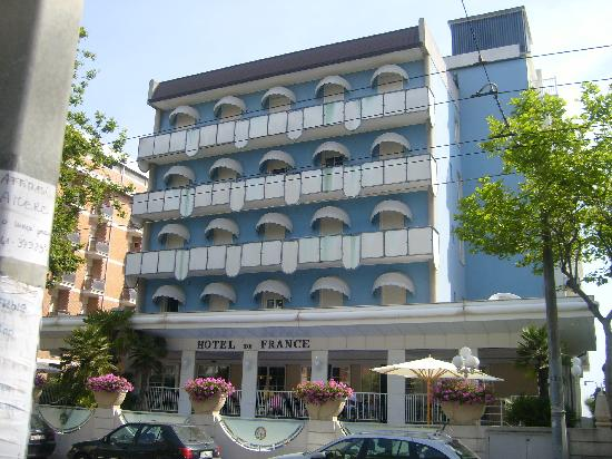 Photo de l 39 hotel hotel de france rimini tripadvisor for Hotels unis de france